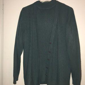 Koret short sleeve sweater and Cardigan Set